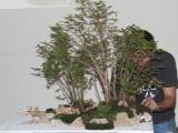 Gary Howes - Water landscape demo Oyama Winterbash