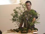 Gary Howes - finished product - Water landscape demo Oyama Winterbash